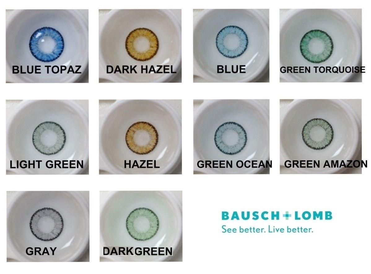5d74f4c50 Lentes De Contato Natural Look Anual Bausch & Lomb + Estojo - R$ 135,99 no  MercadoLivre