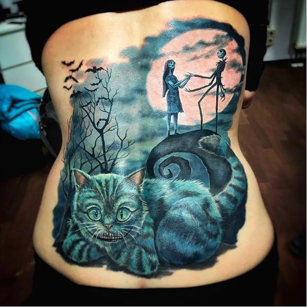 Nancy Mietzi Tattoo