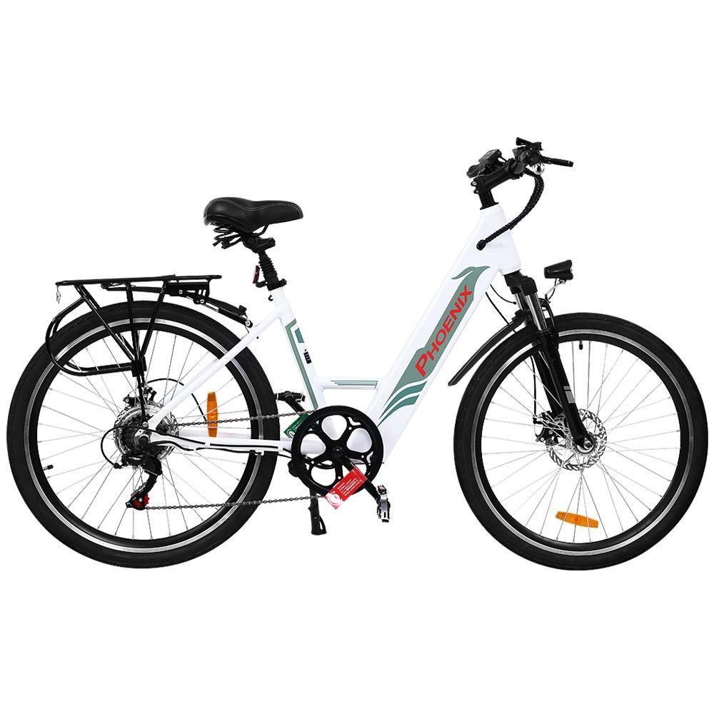 Phoenix 26 Electric Bike Ebike E Bike Mountain Bicycle City