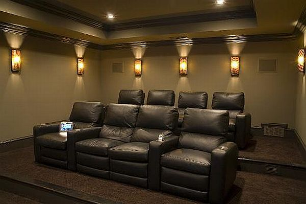 Theatre Room Seats How To Choose The Perfect Home Theater Seating