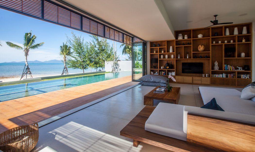 Villa Malouna by Sicart & Smith Architects