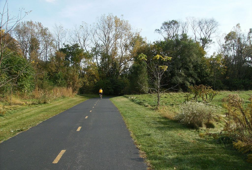Why the DuPage RIver Trail Is Great
