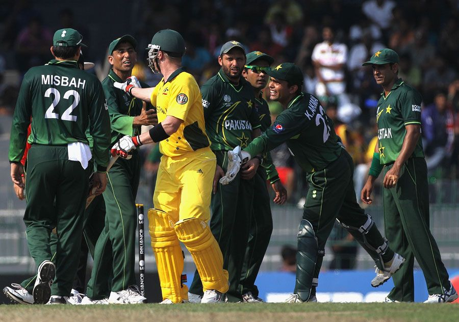 INTERNATIONAL TEST CRICKET Friday will be day 3 of the First test Series – #Pakistan v #Australia, 08:00AM 24 OCTOBER 2014. Australia are 7/10* favourites to win the first test with the draw at 2.35* and Pakistan at 4.25* to win.   https://www.justbet.co.za/cricket/