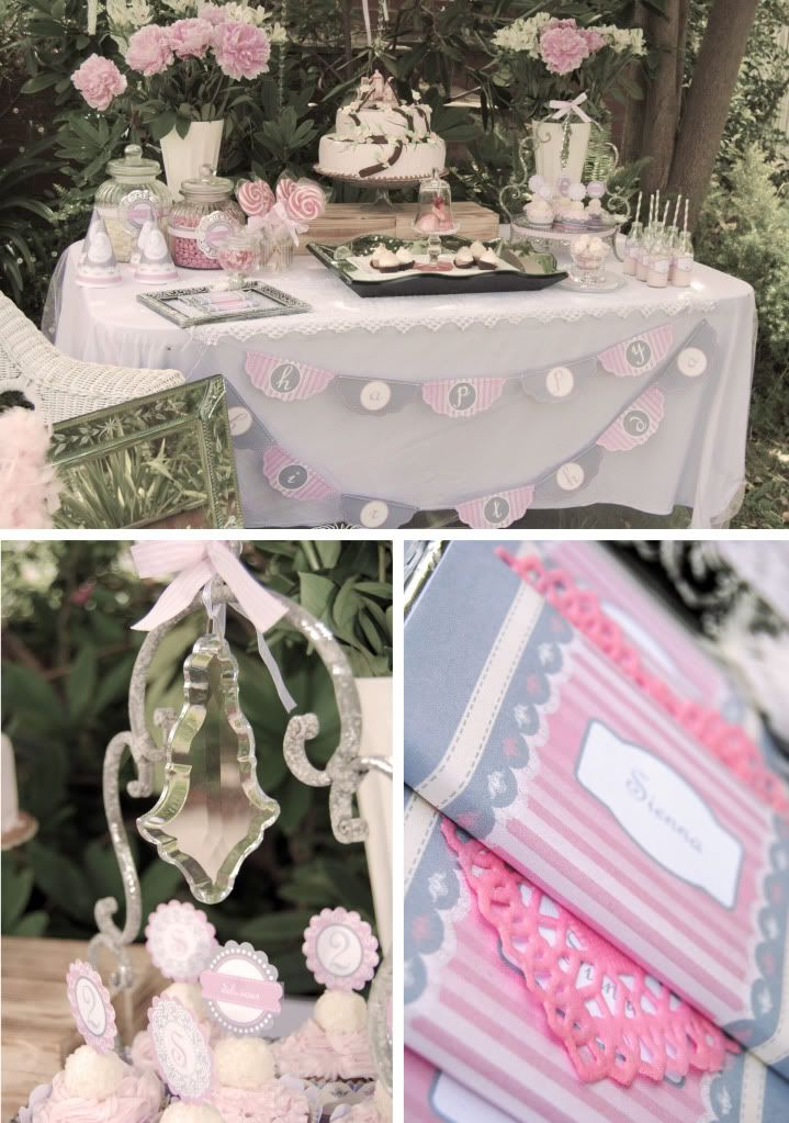 Party ideas vintage high tea i ve been thinking about for High tea decor ideas