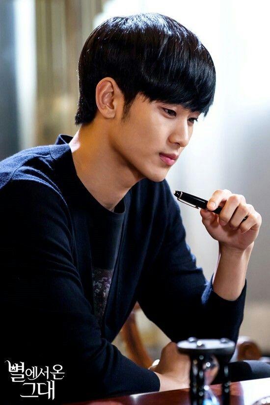 "Kim Soo Hyun - ""My Love from the Star"" (來自星星的你 / 별에서 온 그대)"