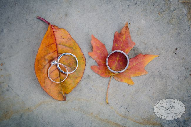 Utah fall wedding at Louland Falls, from Claire Marika Photography #wedding #fall #autumn #utah