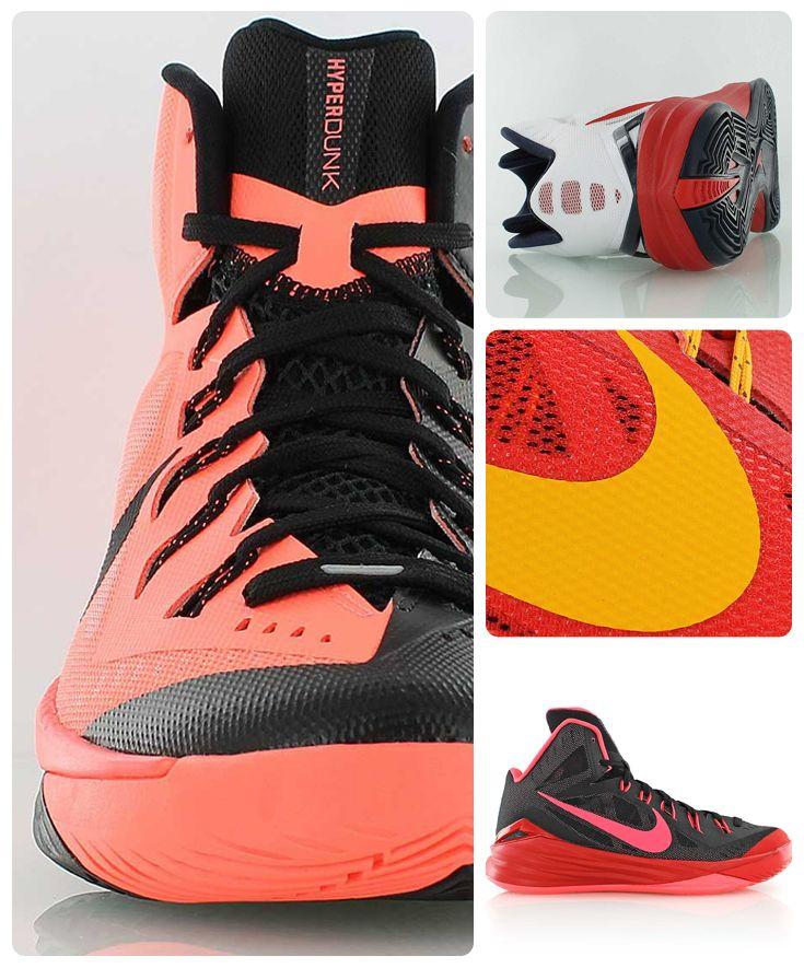 Nike Hyperdunk 2014 Available In Many Hot Colorways At Kickz Com Get The Ultimate Lightweight Breathable And Durable Performance Basketball Shoe