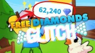 Roblox] Egg Farm Simulator: HOW TO GET FREE DIAMONDS GLITCH (NO HACK