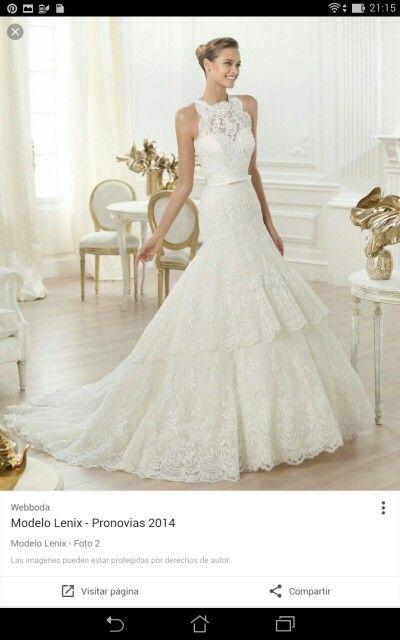 cuello alto manga recortada | vestido | pinterest | wedding dresses