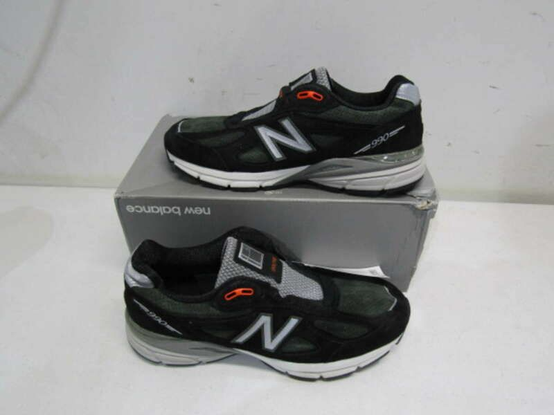 684c2bb80c62d Balance Men's Running Shoe M990MB4 Black Sz 8.5D | New Balance in ...