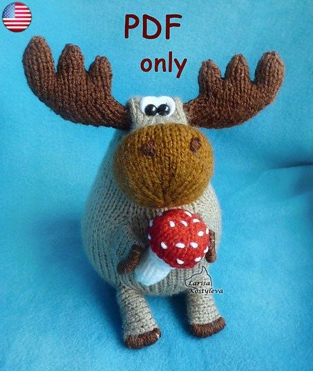 Differences of Knitting vs Crocheting Amigurumi • Le Petit Saint ... | 536x453