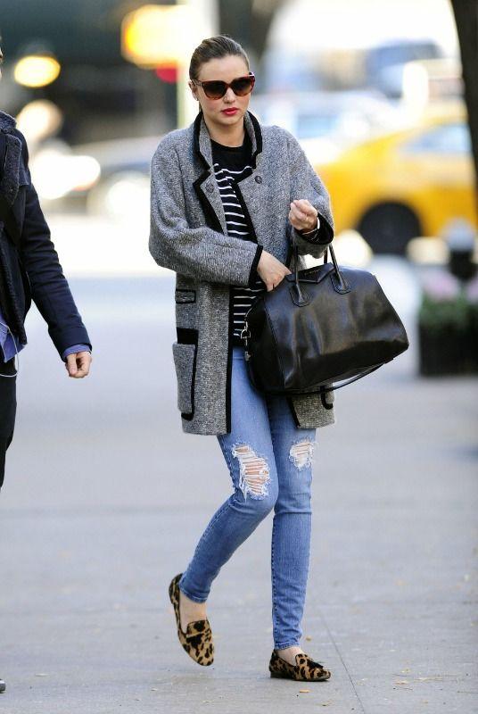 A Week in Her Style: Miranda Kerr   Miranda kerr street ...