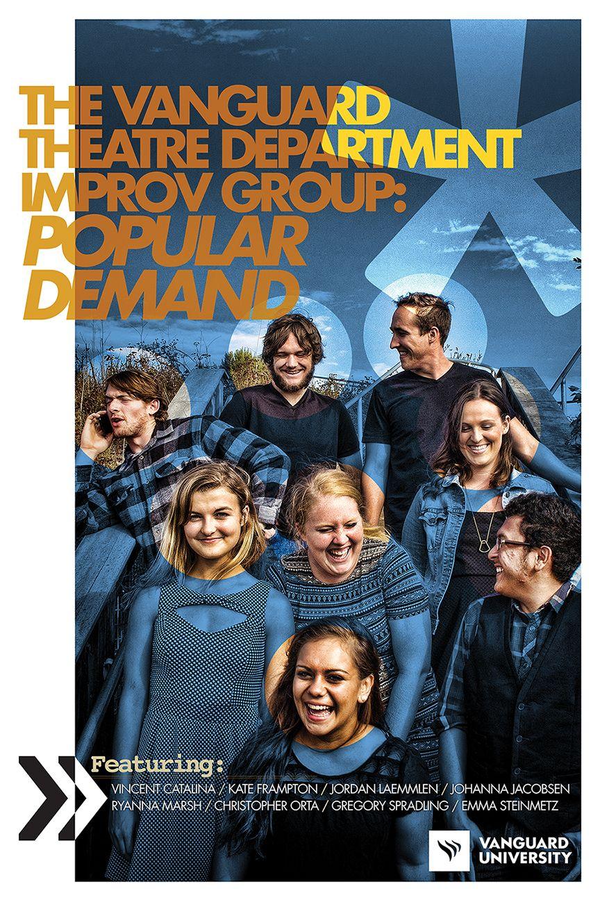 Popular Demand - VU Improv Group
