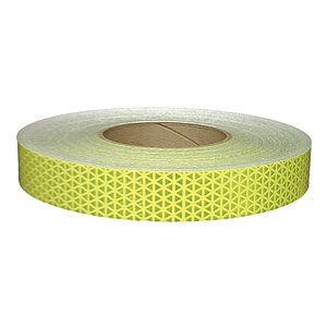 Reflexite Reflective Tape W 1 In Fluorescent Lime Reflective Tape And Stickers 4lgl5 18828 Grainger Industrial Supply Reflective Tape Tape Reflective