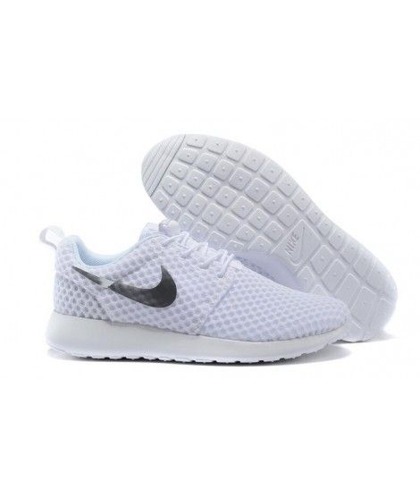 6effa5160f2b Nike Roshe One BR Mens Running Shoes White 724850-100