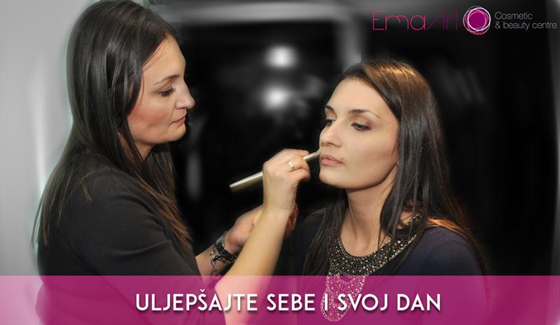 Profesionalno šminkanje za sve prilike Professional