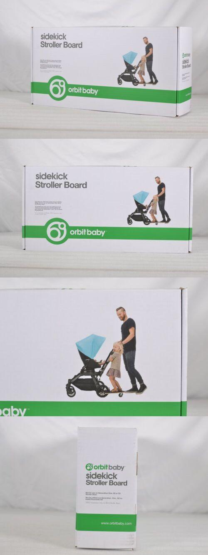 Stroller Boards 112378 New Orbit Baby Sidekick Stroller Board