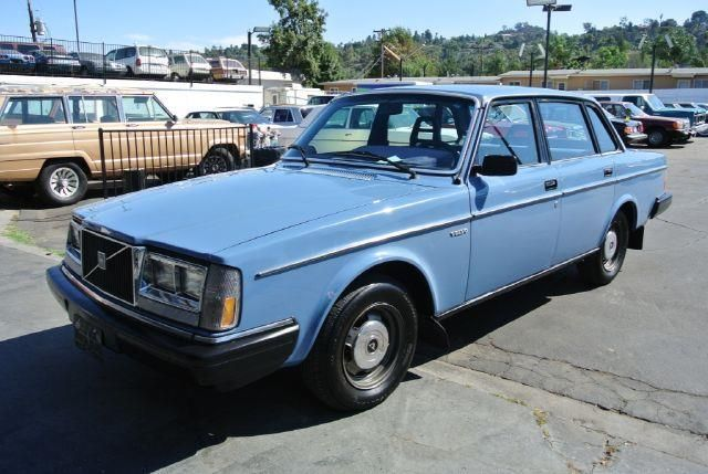 Volvo 240 1983 Blue | Dream car | Pinterest | Volvo 240, Volvo and