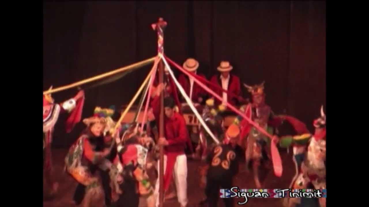 Guatemala - BAILE DEL TORITO - Siguan Tinimit