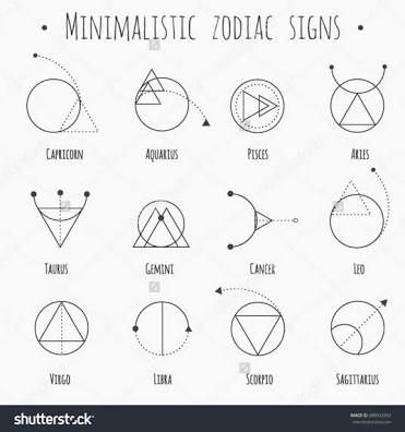 Image Result For Star Signs And Love Tumblr Tattoos Pinterest
