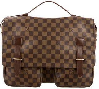 404e87a89262f Louis Vuitton Damier Broadway Bag