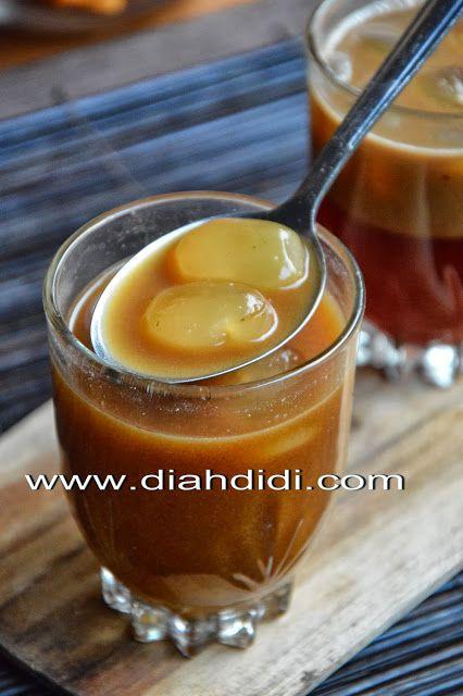 Diah Didi S Kitchen Bajigur Resep Masakan Resep Minuman Makanan Manis