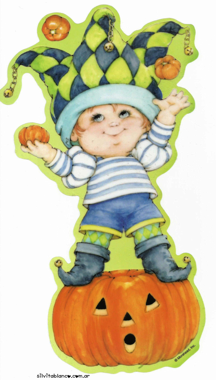 De Halloween Pegatinas Clings
