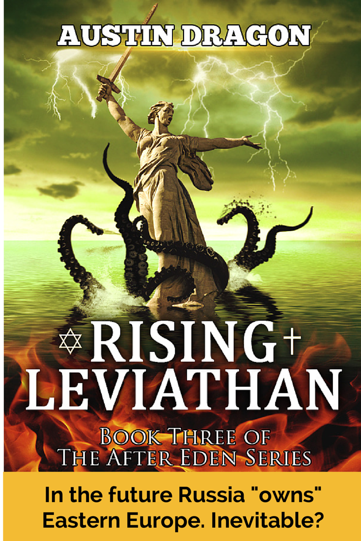 Rising Leviathan (After Eden Series, Book #3)  #risingleviathan #AfterEdenSeries #AustinDragon
