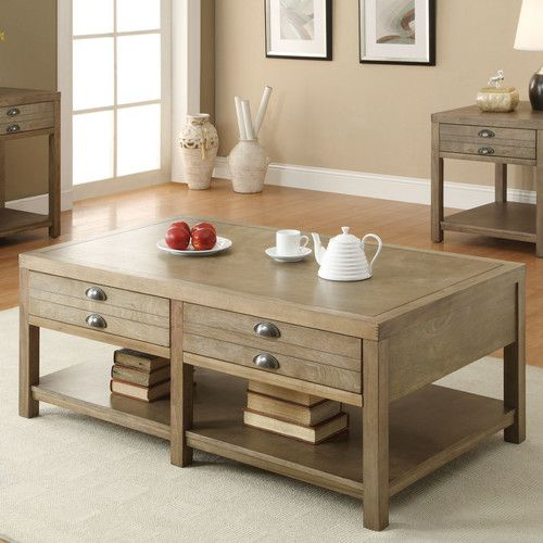 Found It At Wayfair Copper Mountain Coffee Table Coffee Table