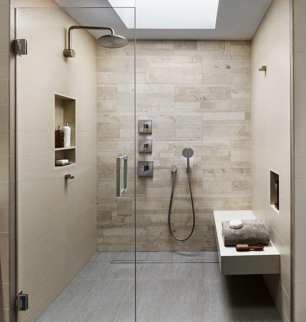 Dise o de interiores arquitectura 20 fascinantes ideas for Banos ultramodernos