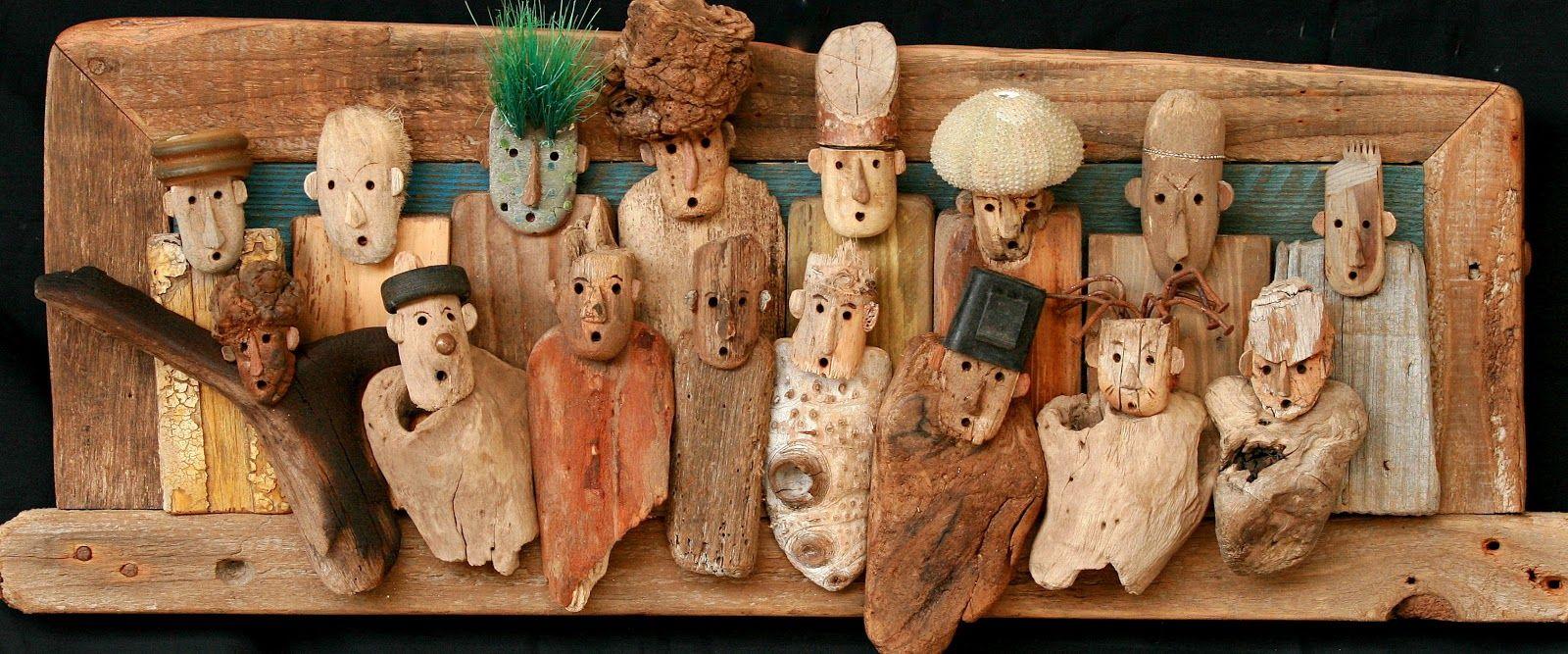 Figuren im Zaun... | Garten und Kunst | Pinterest | Zäune, Figuren ...
