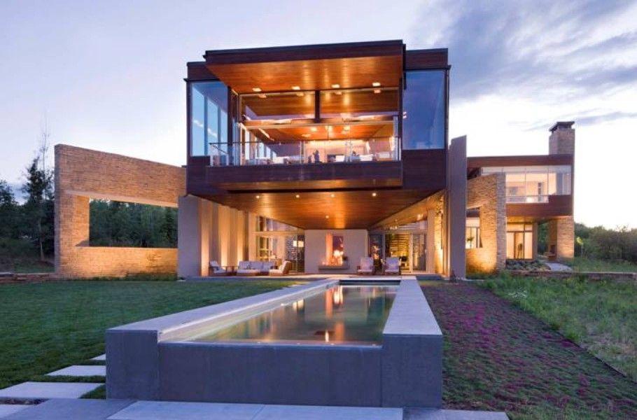 Mountain View Home, Park City, Utah | Exterior design ...