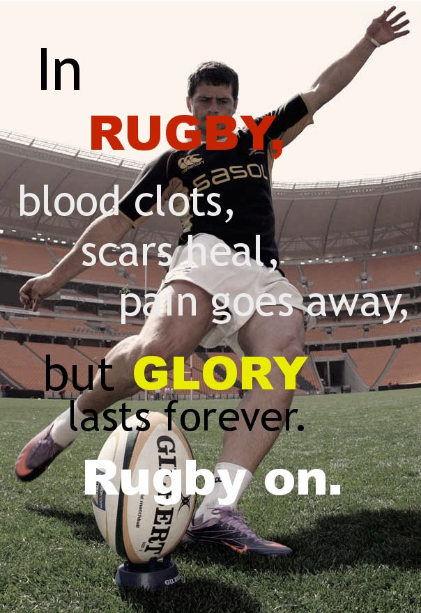 Pin By Mariah Majka On Quotes Rugby Quotes Rugby Memes Rugby Motivation