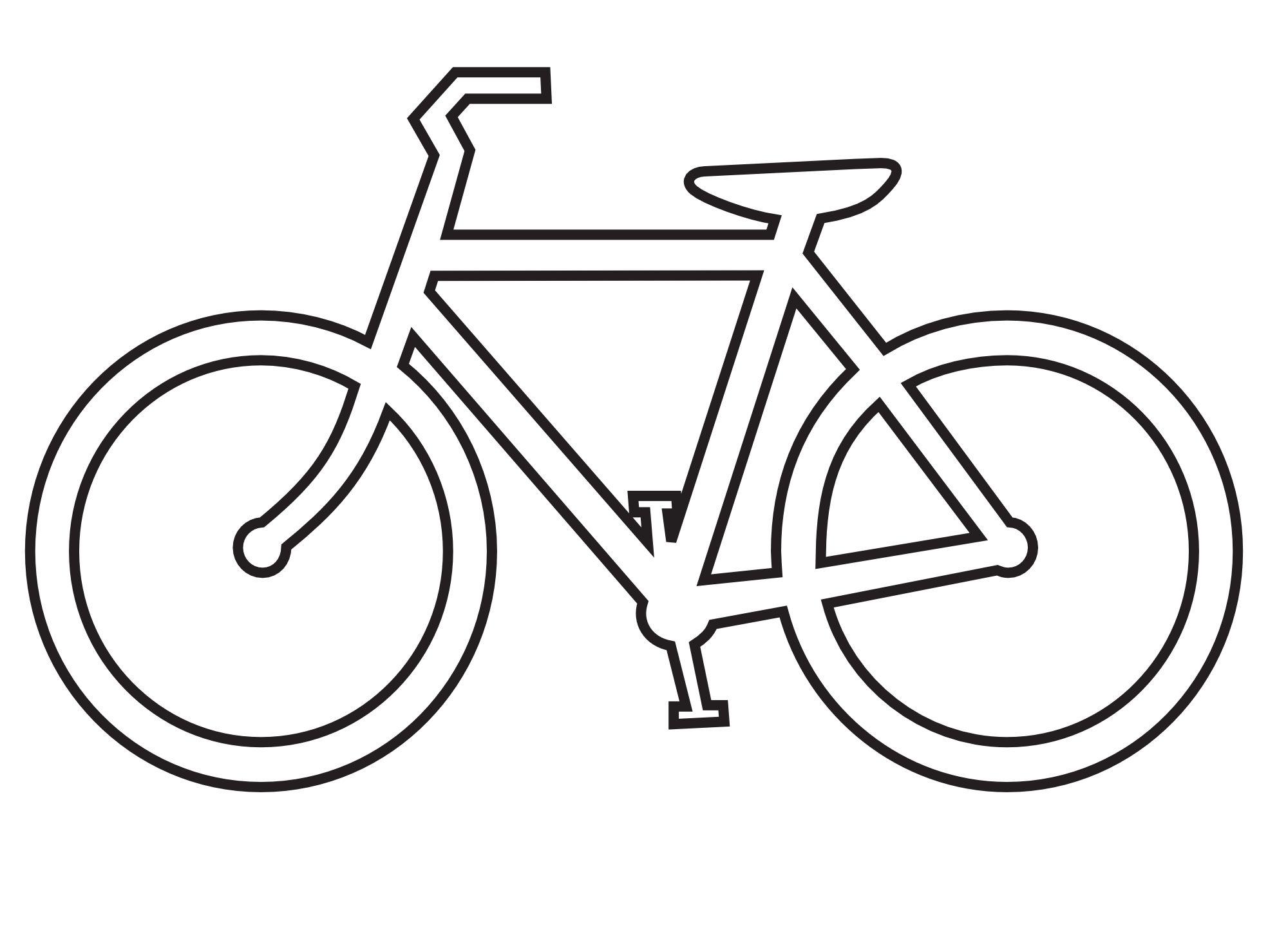 imagens de bicicletas para imprimir - Pesquisa do Google | Desenho ...
