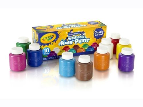 Best Types Of Art Paint For Kids Painting For Kids Washable