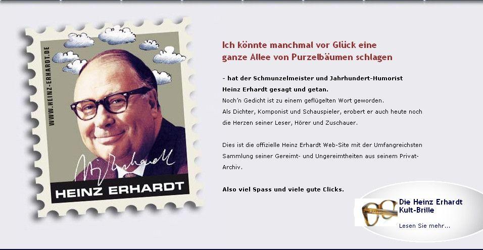 Die Besten Ideen Fur Heinz Erhardt Hochzeit Di 2020