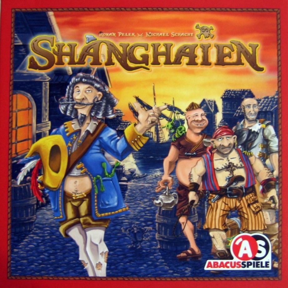 Shanghaien Board games, The end game, Board games for kids