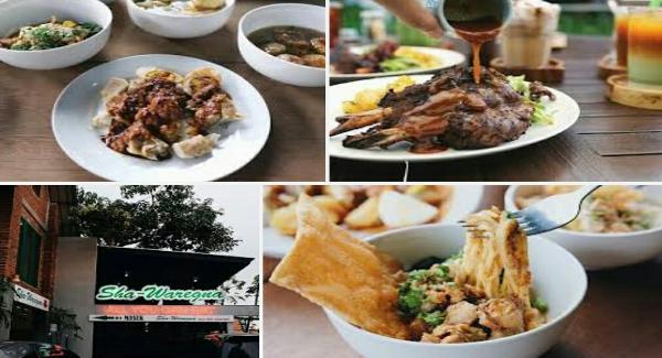 Tempat Wisata Kuliner ShaWaregna ini merupakan tempat