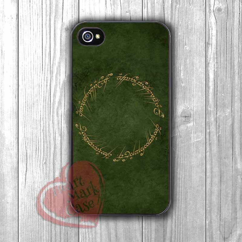 LOTR lord of the rings -LsT for iPhone 6S case, iPhone 5s case, iPhone 6 case, iPhone 4S, Samsung S6 Edge