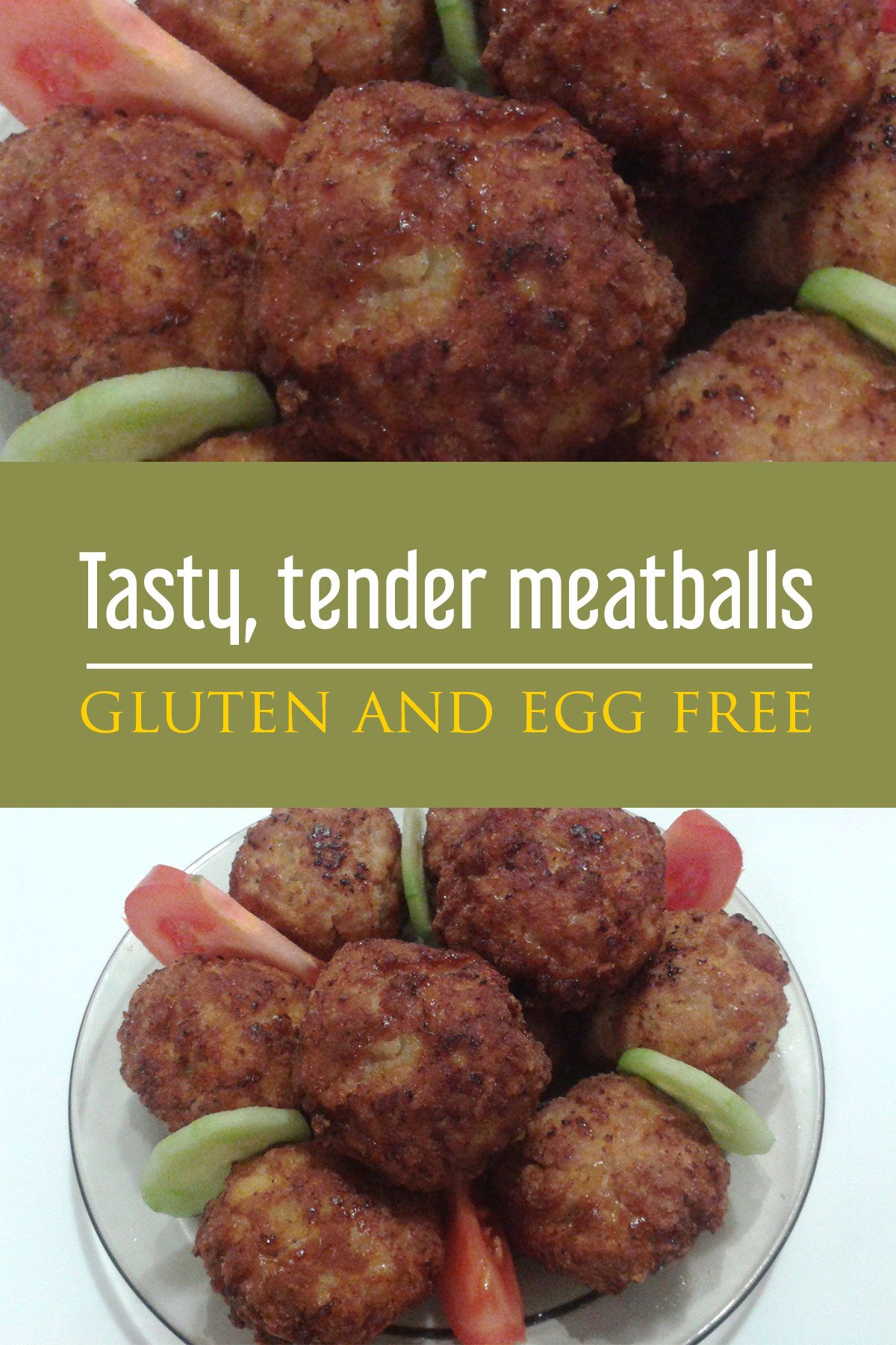 Gluten and egg free meatballs in 2020 meatballs without