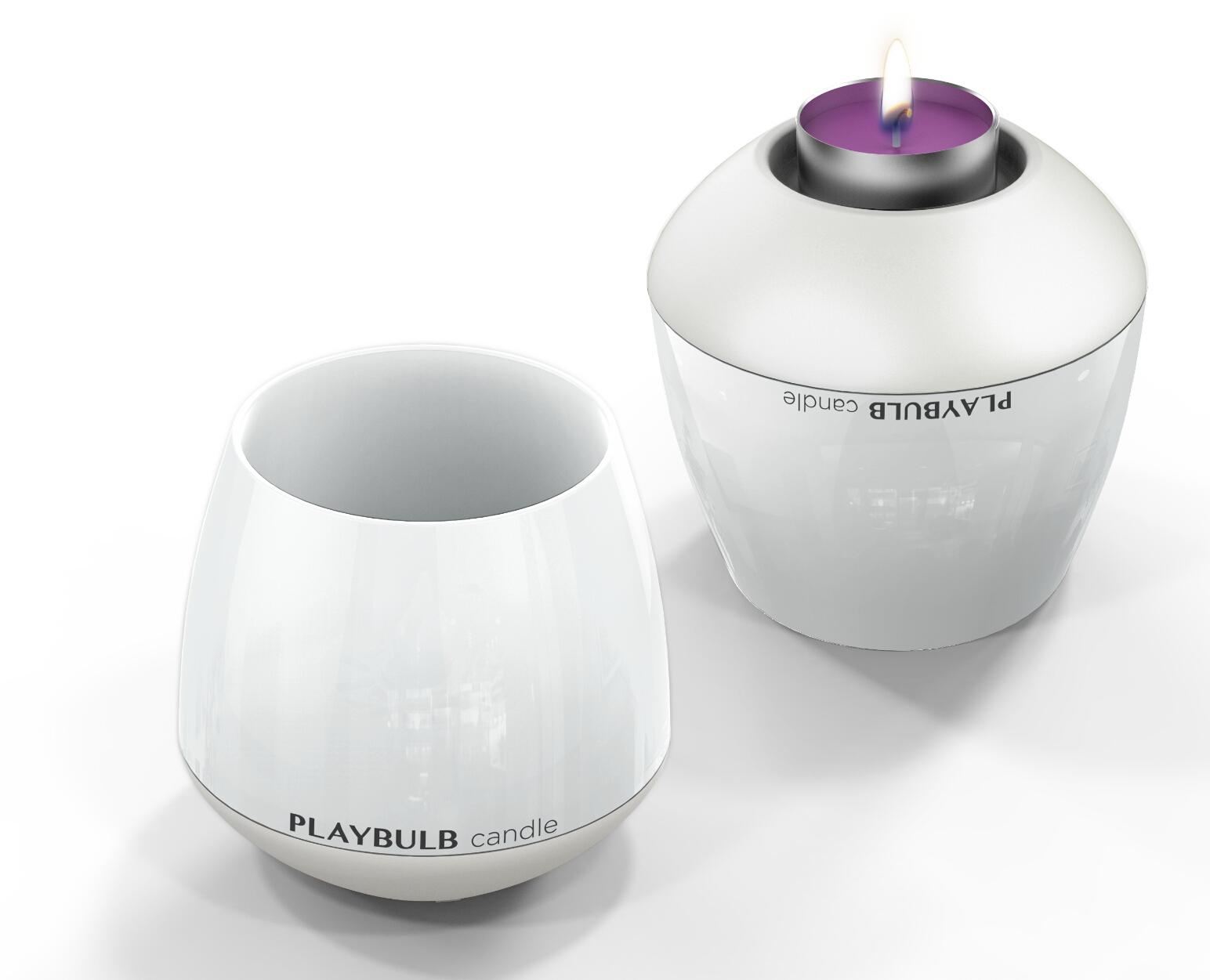 De Mipow Playbulb Candle is een stijlvolle kaars met led verlichting. En kleurt de ruimte met sfeervol licht via een gratis iOS- of Android-app op uw smartphone. http://www.cadeauxperts.nl/product/playbulb-candle/