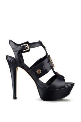 Heels, Dress shoes womens, Platform heels