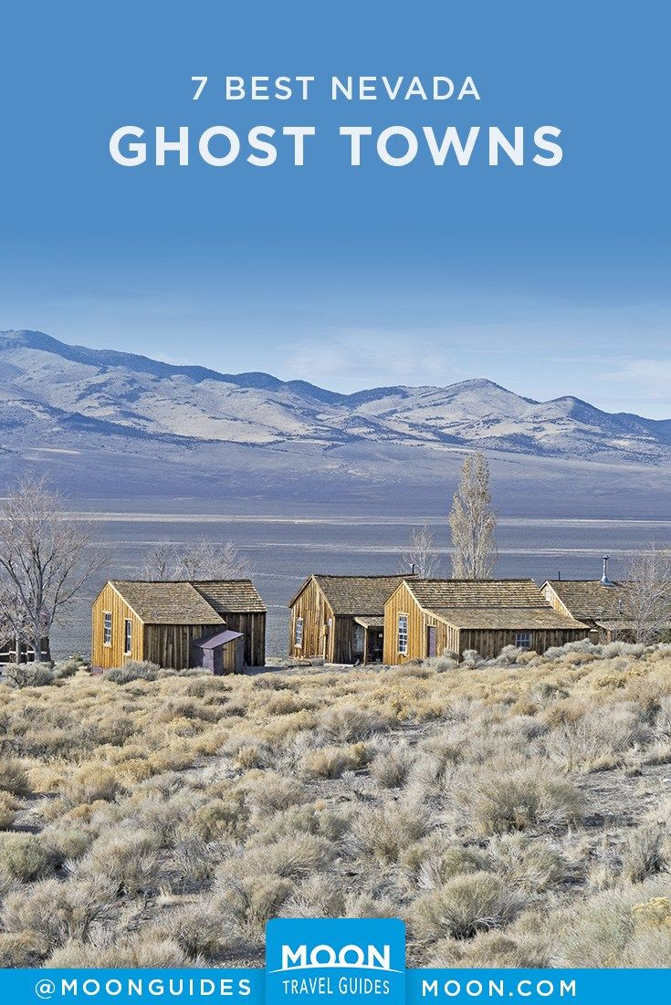 Photo of 7 Nevada Ghost Towns to Visit