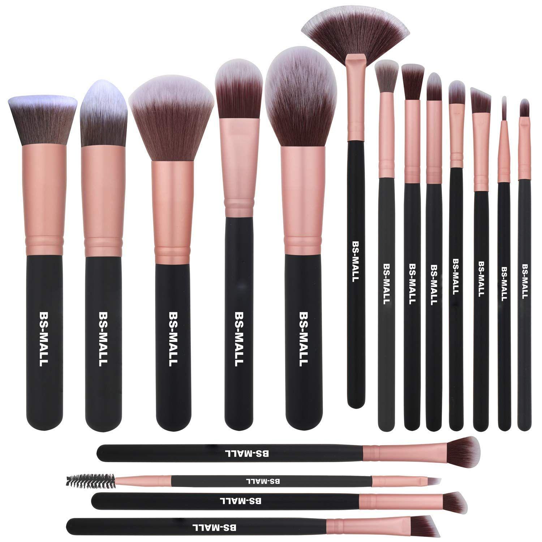 Makeup Brushes Premium Synthetic Foundation Powder