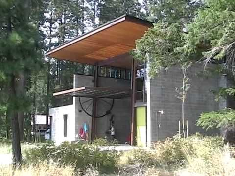 Chicken Point Cabin By Olson Kundig Architects, Video 1