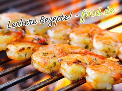 Shrimps mit Schwips - Das Rezept von Jens & alle Zutaten gibts hier http://food.de/blog/rezepte/shrimps-in-tequila-gegrillt