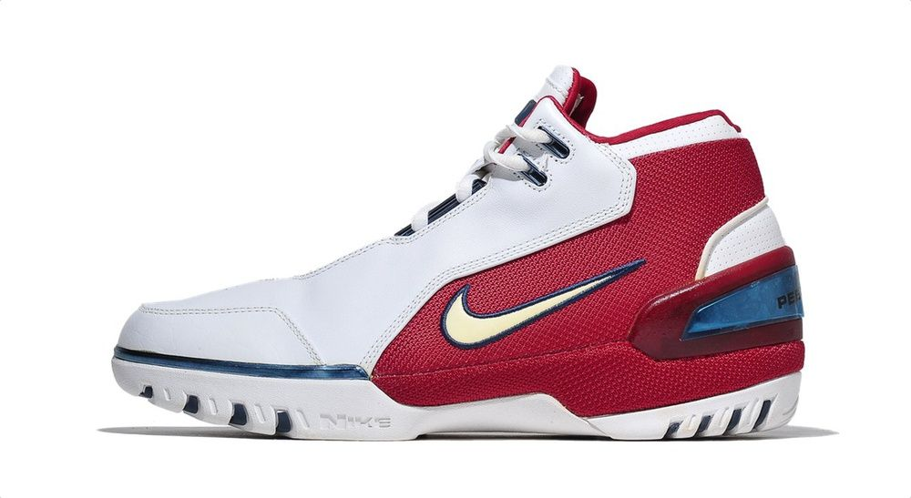 outlet store ef259 48f89 Nike Air Zoom LeBron I - LeBron James