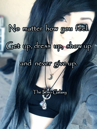 emo idézetek Emo girl #TheEmoGalaxy | Emo quotes, Emo, Emo girls