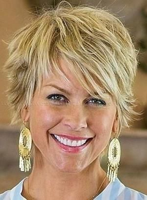 image result for classy short hairstyles for 60 year olds