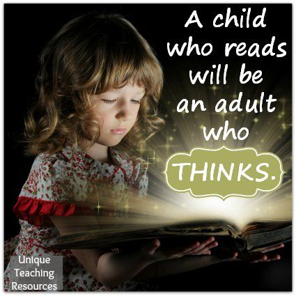80 Quotes About Reading For Children Download Free Posters And